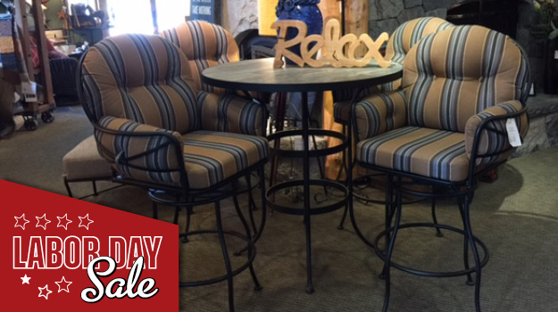 Labor Day Sale Patio Furniture O W Lee Cambria