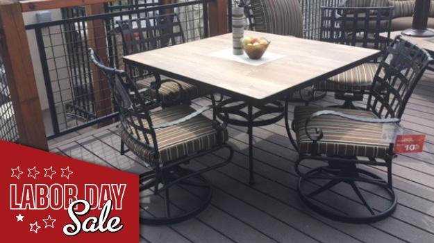 Labor Day Sale Patio Furniture O W Lee Classico